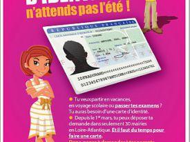 Carte d'identité à Saint Philbert depuis le 1er mars