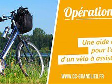 Une aide de 100 euros pour l'achat d'un vélo électrique