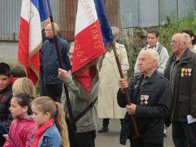 Commémoration du centenaire de l'armistice de la guerre 1914-1918