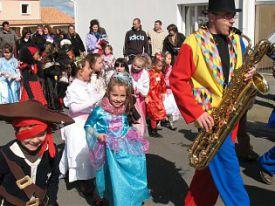 Carnaval des enfants samedi 6 avril