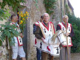 La Prée aux Sonneurs et danse du cheval Mallet