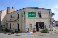 le luminois facade